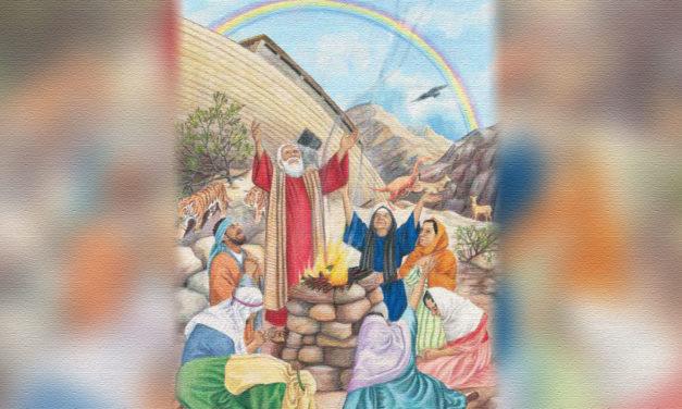 نوح، سازندهٔ کشتی نوح
