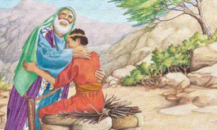 قربانیکردن اسحاق