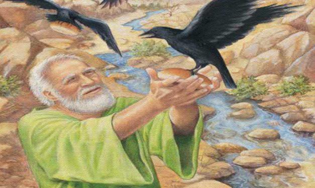 خداوند نیازهای نبی را برآورده میکند