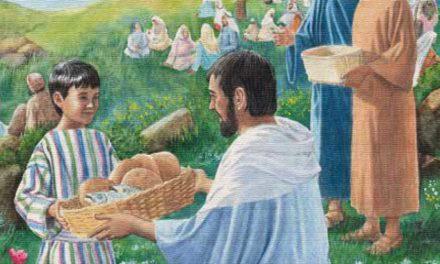 پنج نان و دو ماهی