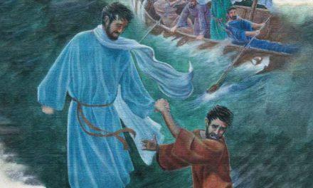 نجات از توفان